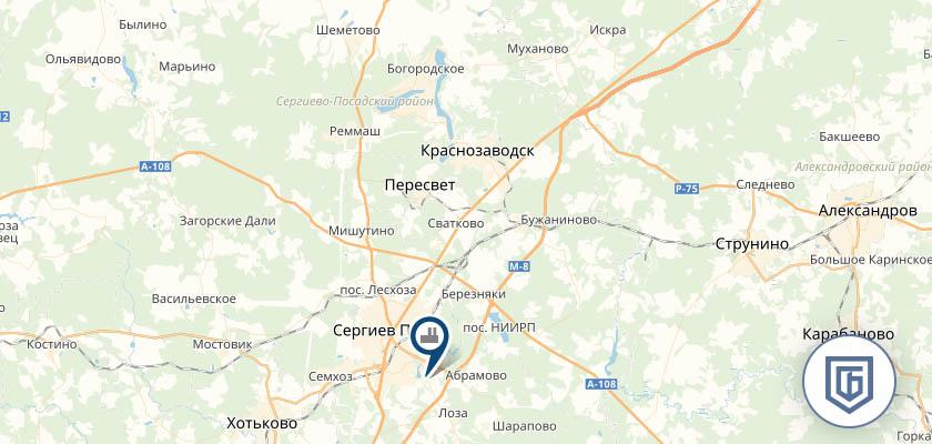Бетонный завод в Богородском