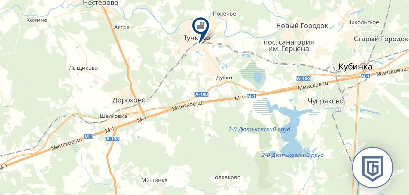 Бетонный завод в Дорохово