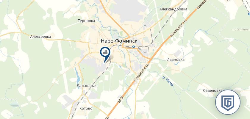 Бетонный завод в Наро-Фоминске