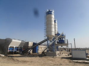 Бетонный завод в Балашихе