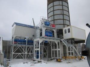 Бетонный завод в Бронницах