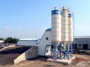 Бетонный завод в Видном