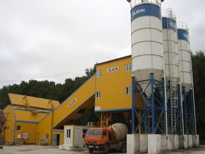 Бетонный завод в Лобне