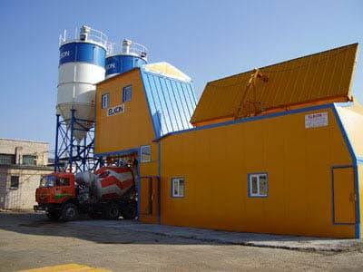 Бетонный завод в Фрязино