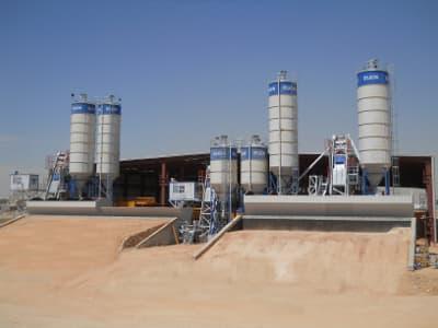 Бетонный завод в Шаховской