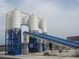 Бетонный завод в ЗАО