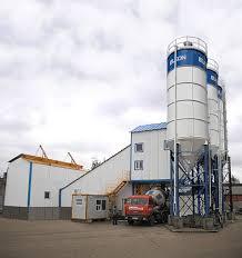 Бетонный завод в ЮЗАО