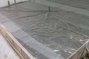 Как правильно ухаживать за бетоном в летнее время года