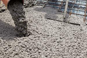 Где используют готовые товарный бетон