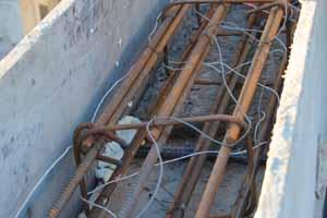 Прогрев бетона в зимних условиях