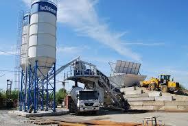 Бетонный завод в Черноголовке