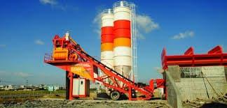 Бетонный завод в Черное