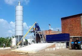 Бетонный завод в Михнево