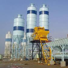 Бетонный завод в Куровском
