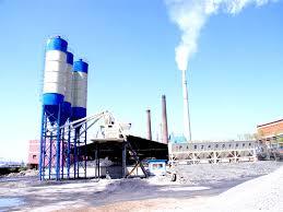 Бетонный завод в Икше