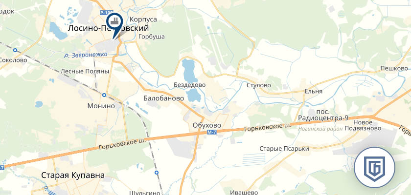 Бетонный завод в Обухово