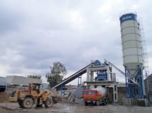 Бетонный завод в Щербинке