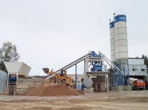 Бетонный завод в Орехово-Зуево