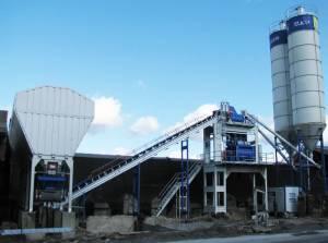 Бетонный завод в Раменском