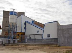 Бетонный завод в Подольске