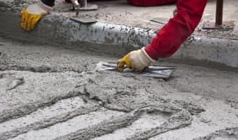 Применение бетона М100 В7,5