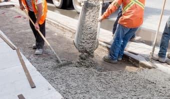 Применение бетона М150 В12.5