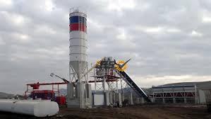 Бетонный завод в Сычево