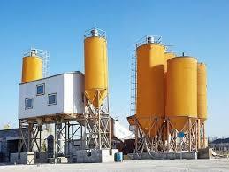 Бетонный завод в Уваровке
