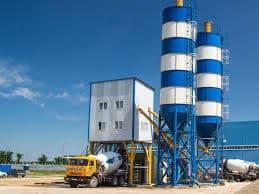 Бетонный завод в Первомайском