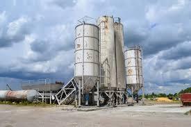 Бетонный завод в Лосино-Петровском