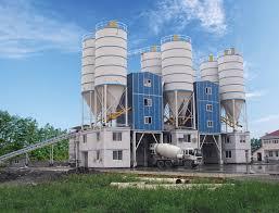 Бетонный завод в Красноармейске